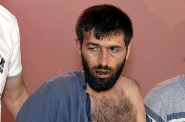 'Üzerimde bomba var' diye bağıran şahıs IŞİD'li çıktı