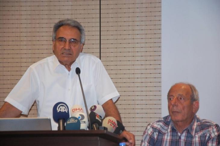 İMO Başkanı Gökçe: Deprem toplanma alanlarını yok ettiler