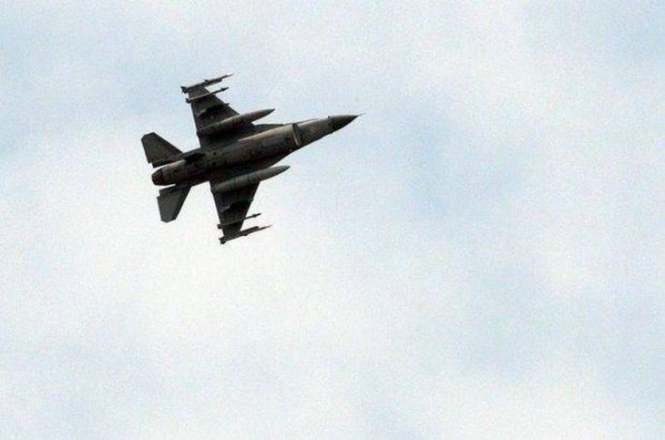 TSK Irak'ta hava harekatı düzenledi