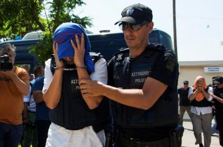 Yunanistan'daki firari askerler için ikinci iade talebi
