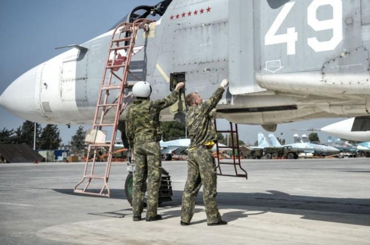 Rusya'dan 'Suriye'de kalıcı askeri birlik' açıklaması