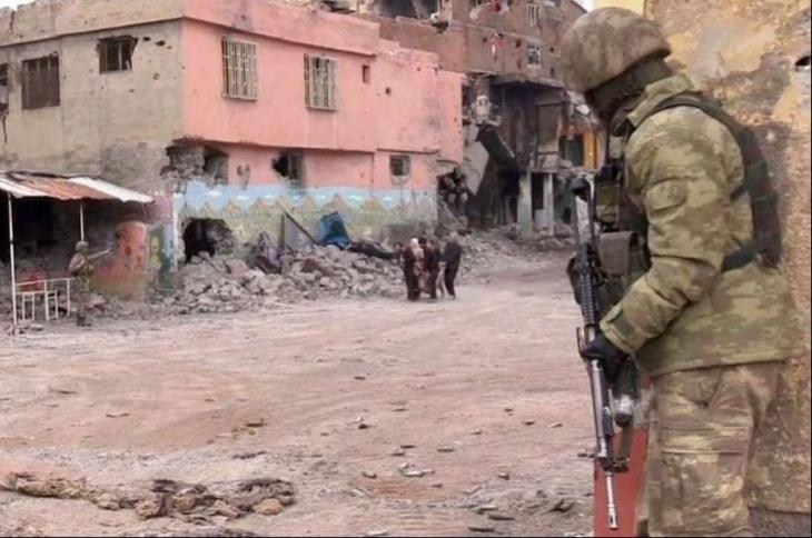 Sur'da 160 gündür devam eden ablukanın bilançosu ağır