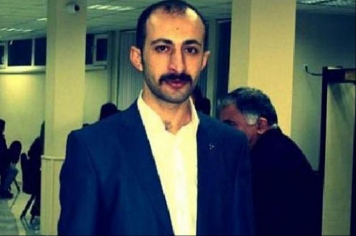 Alparslan Çelik'e 5 yıl hapis cezası