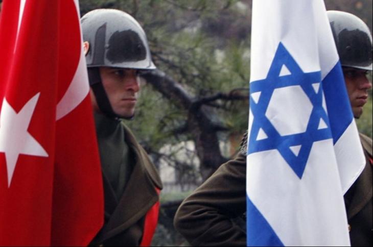 'İsrail'le Türkiye, Suriye'de ortak operasyon yapabilir'