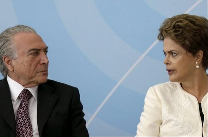Rousseff: Darbeye karşı bir kez daha mücadele edeceğim