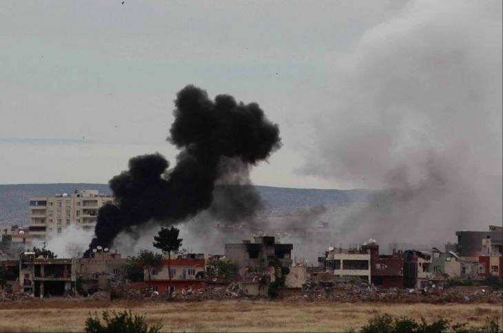 Nusaybin'de 1 astsubay hayatını kaybetti, 5 asker yaralandı