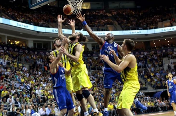 Fenerbahçe, final serisinde 3-1 öne geçti