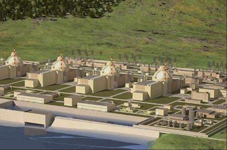 Kalyon ve Kolin, Akkuyu nükleer santral inşasından çekiliyor