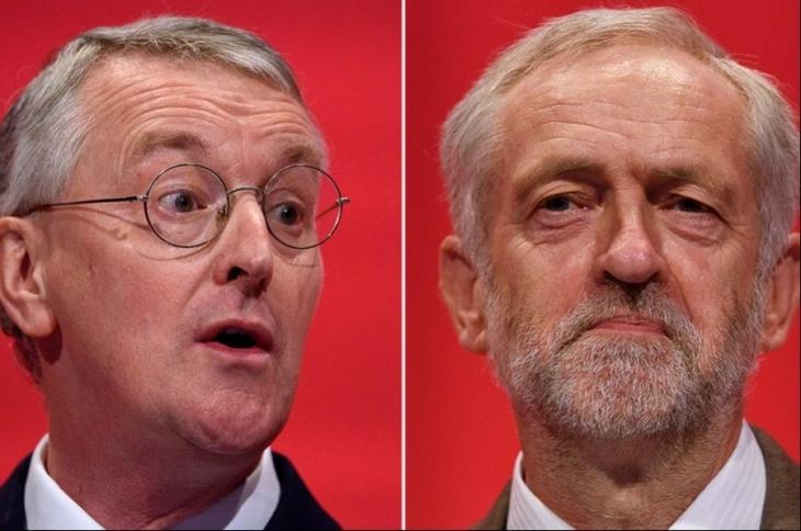İşçi Partisi'nde hedef Corbyn