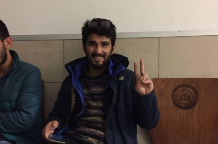 Tutuklu DİHA Muhabiri İmrak, cezaevindeki ihlalleri anlattı