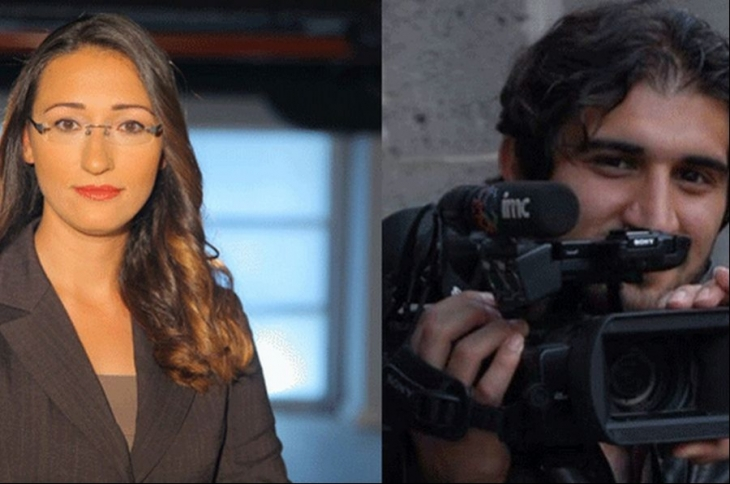 Gözaltındaki İMC TV muhabirine 'tecavüz' tehdidi