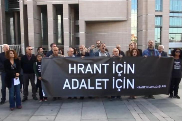 Dink duruşması yarın Akyürek'in ifadesiyle devam edecek