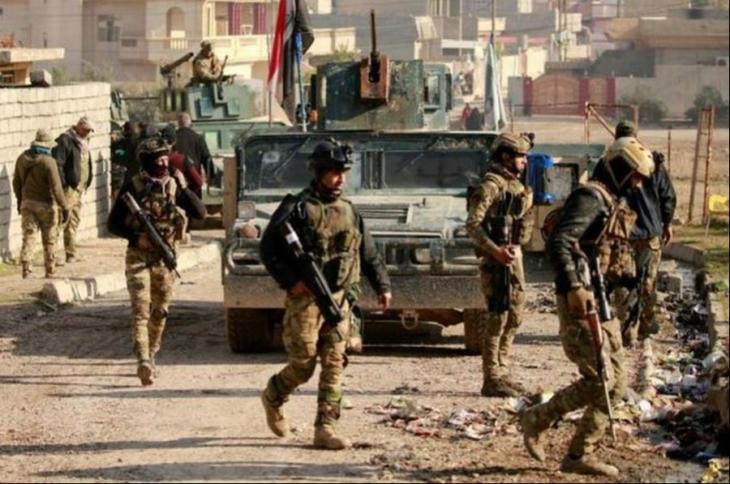 Irak ordusu, Musul'da IŞİD kontrolündeki son bölgeye girdi