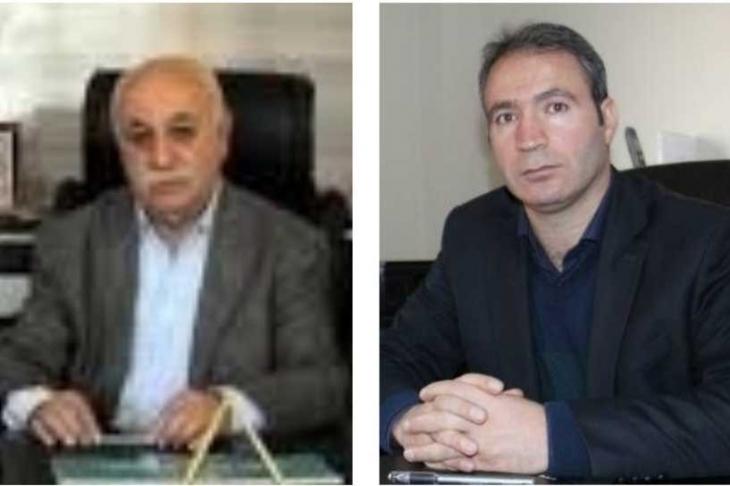 Belediyelere atanan kayyımlar, AKP'nin seçim çalışmalarına katılıyor