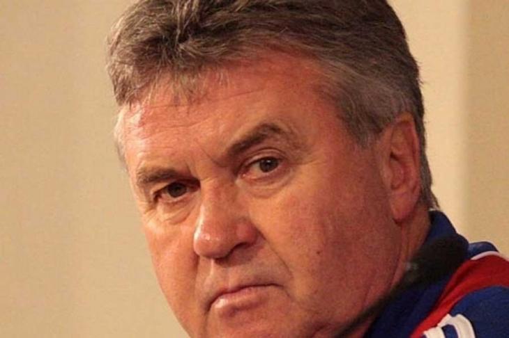 Hiddink'ten Cocu açıklaması: Büyük ve çok güzel bir kulübe gidiyor