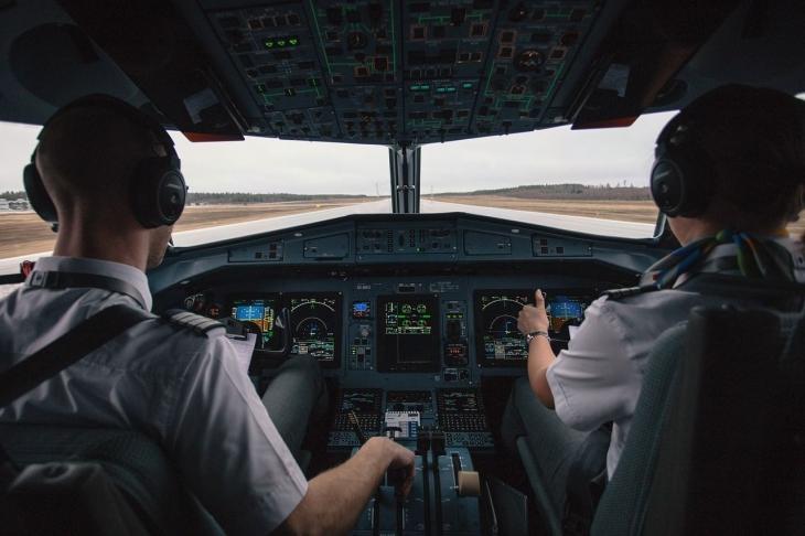 Finlandiya Hava Yolları, alkollü pilotun işine son verecek