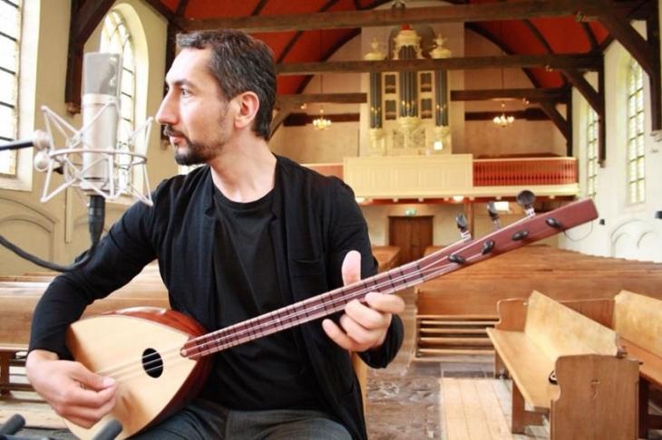 Müzisyen Kemal Dinç: Türkiye'de kimse  kimseyi dinlemiyor