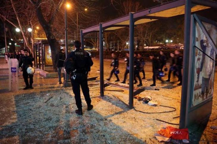 Sosyal medyaya da Ankara yasağı