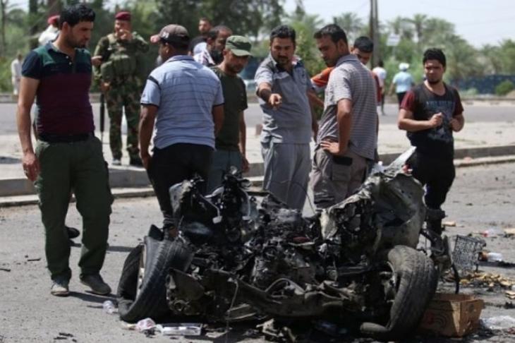 IŞİD, Bağdat'ta Şiileri hedef aldı: En az 14 ölü