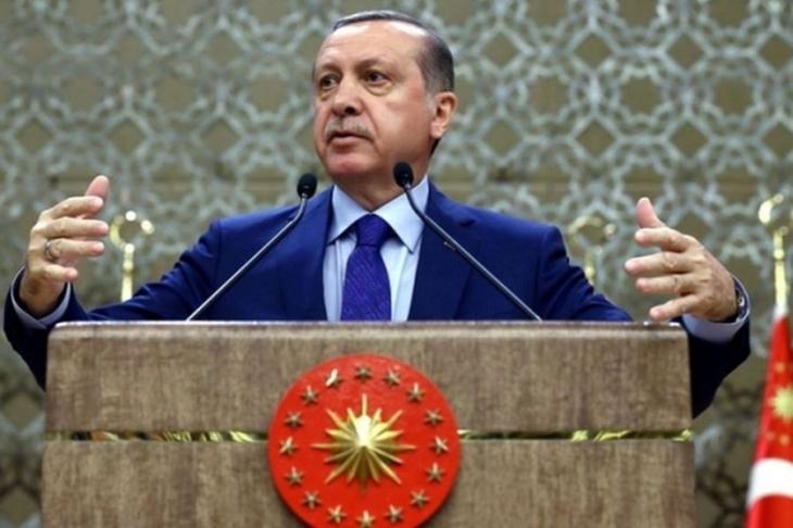 Erdoğan'dan AB'ye 'katılım sürecini hızlandırma' çağrısı