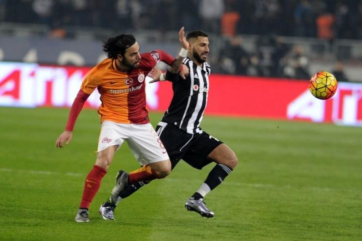 Galatasaray - Beşiktaş derbisinin ilk 11'leri belli oldu
