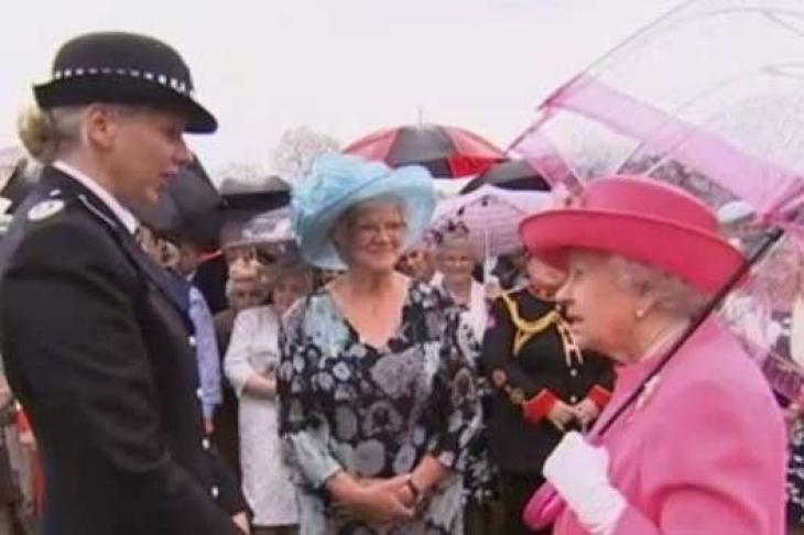 Kraliçe'nin 'Çinliler çok kabaydı' gafı