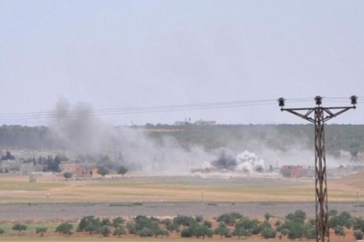 Karkamış'ta 15 günlük 'özel güvenlik bölgesi' ilan edildi