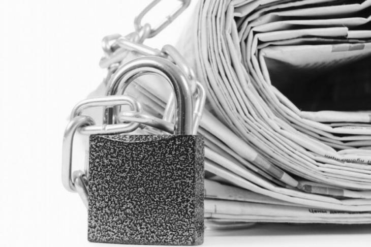 Ekim ayında gazetecilere 12 gözaltı, 4 tutuklama