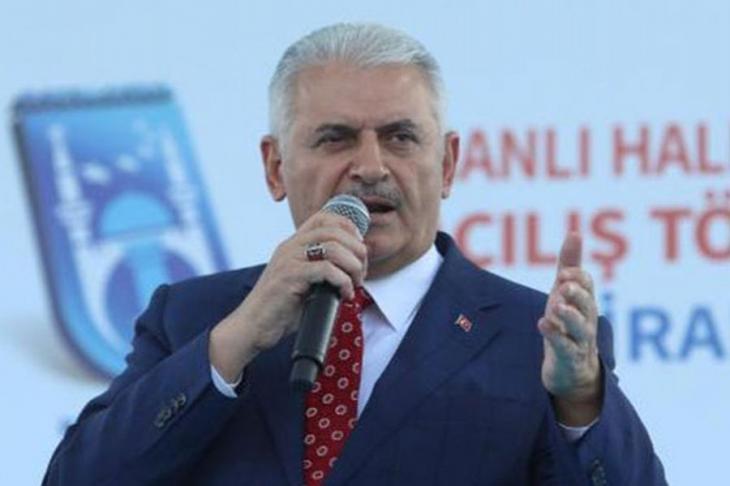 Yıldırım: 3 buçuk ırkçı Ermeni lobisinin kararı