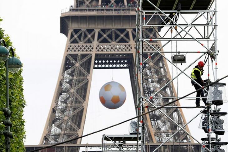 Euro 2016'da saldırı planlayan Fransa vatandaşı yakalandı