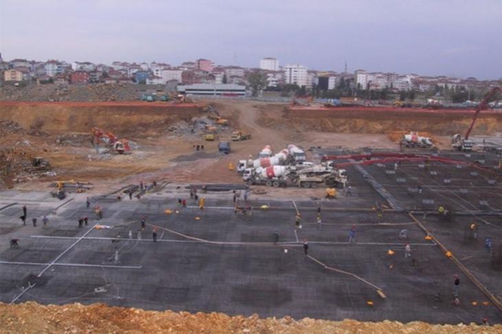 Maltepe'de inşaatlara pazar yasağı