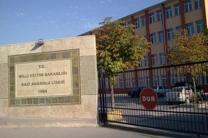 Liselerde bildiri protestosu Ankara'ya taşındı