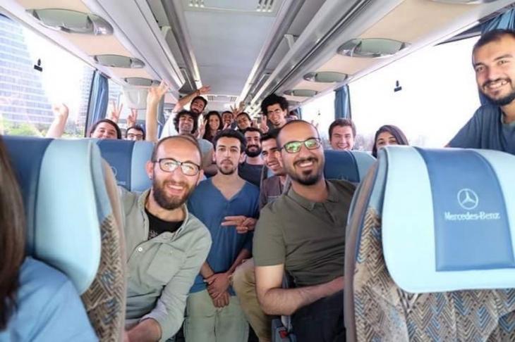 Gençler dayanışma için Cizre'ye gidiyor