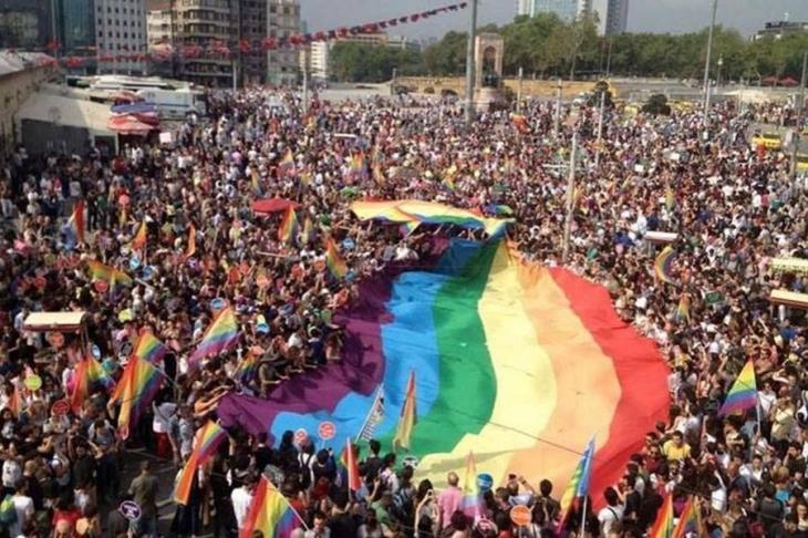 LGBTİ+Onur Haftası 'Örgütleniyoruz' temasıyla başlıyor