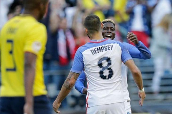 Copa America'da ABD, yarı finale yükseldi