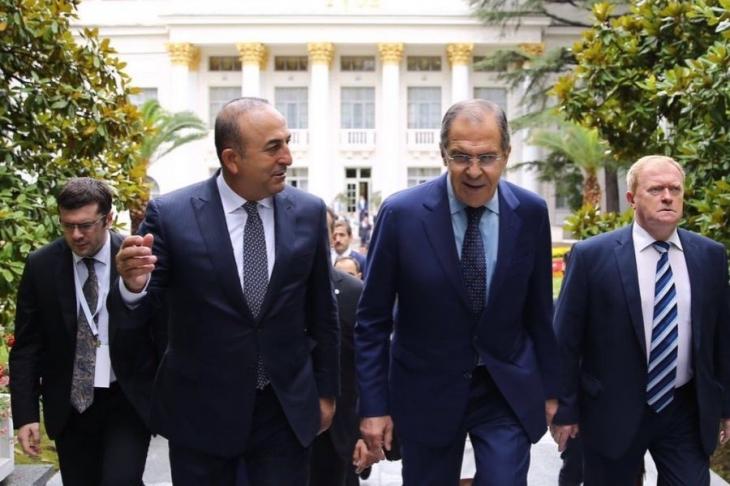 Çavuşoğlu, Lavrov ve Zarif Moskova'da bir araya gelecek