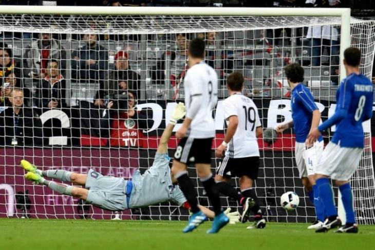 Euro 2016'da dev randevu: İtalya-Almanya
