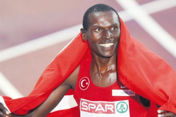 10 bin metrede Arıkan altın, Kaya gümüş madalya kazandı