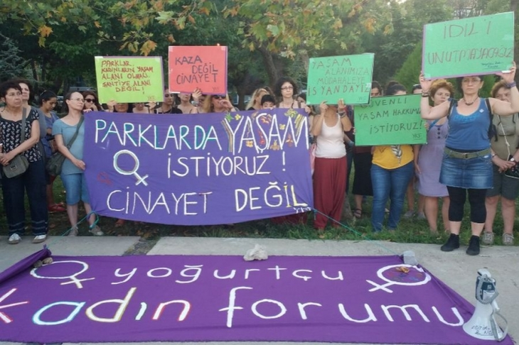 'İstanbul'u beton yığınına çevirenler de yargılansın'