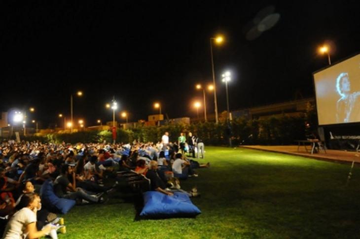 İstanbul'un 'açık hava'larında sinema keyfi