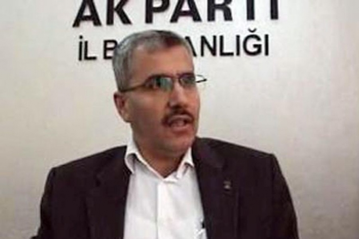 Urfa'da AKP eski il başkanı gözaltına alındı