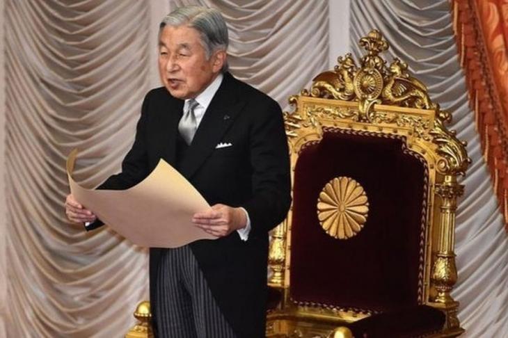 Japonya imparatoru emekli olmak istiyor!