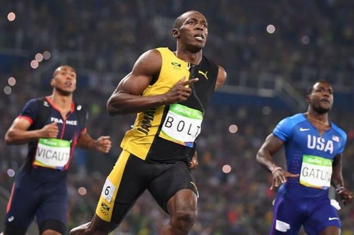 En hızlısı hâlâ Usain Bolt