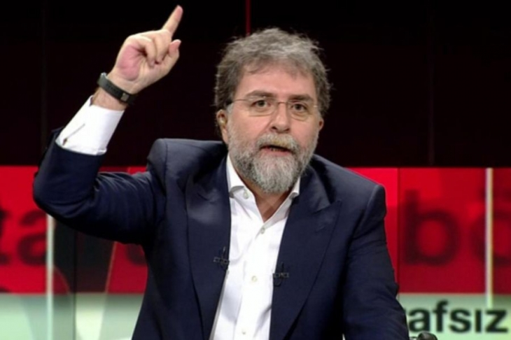 Ahmet Hakan'dan Cem Küçük'e: Tetikçi pislik