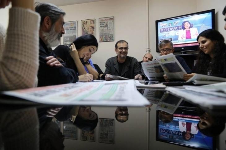 Türker: Fikir özgürlüğünü savunan bir eyleme destek verdim