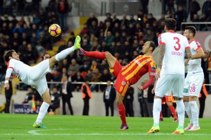 Süper Lig'de 9. hafta tamamlandı
