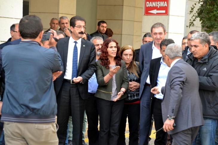 Siirt'te 31 kamu emekçisinin davası görüldü
