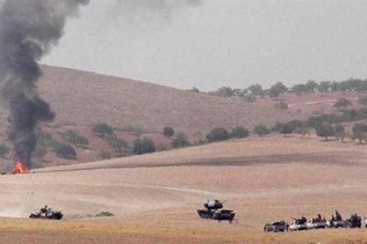 'TSK sınırı geçerek Kobane'ye saldırdı' iddiası