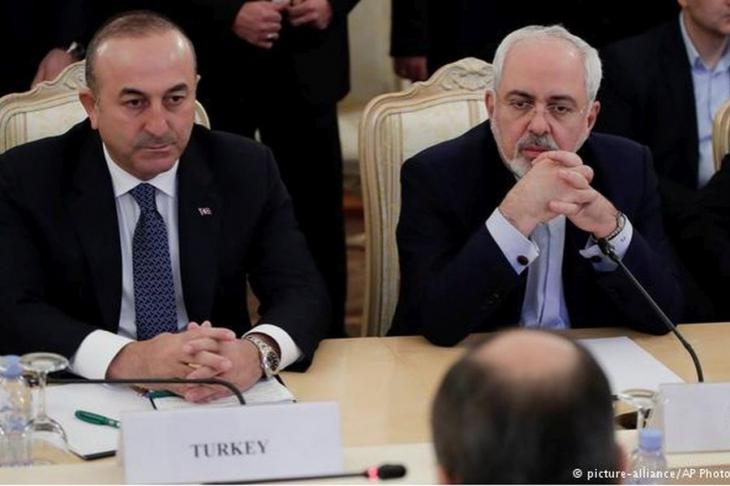 İran'dan Türkiye'ye Suriye uyarısı: Derhal çekilin!