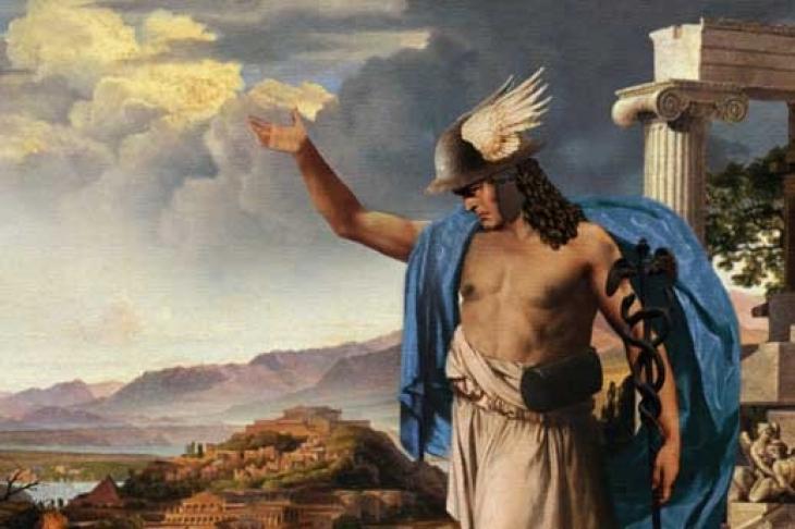 Hermes'in öyküsü